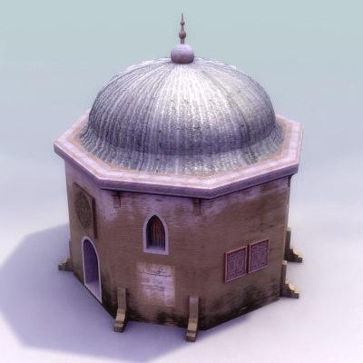 3d model house games
