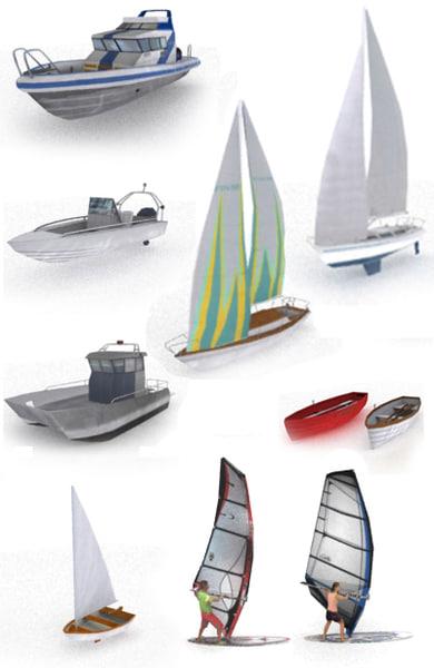 maya boats