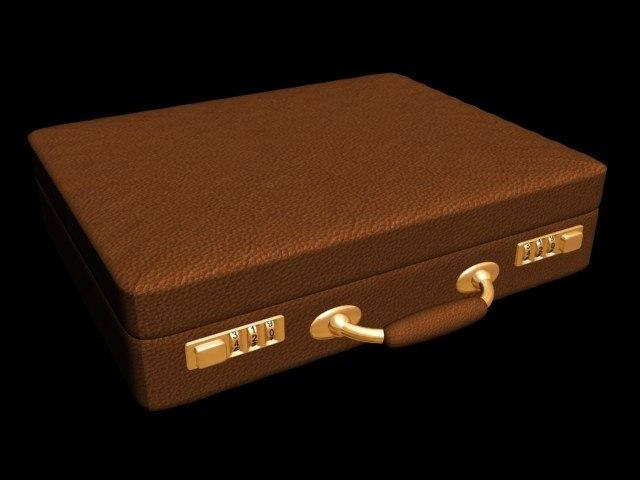 max suitcase breifcase