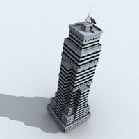 maya buildings skyscraper