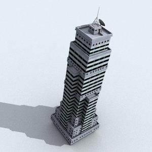maya buildings skyscraper