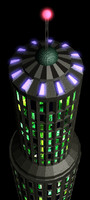 Circular Skyscraper