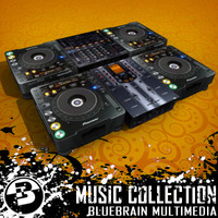 Music - DJ Gear - Set 01