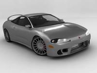 Mitsubishi Eclipse GS-T 1998