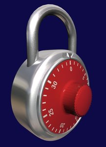 combination lock 3ds