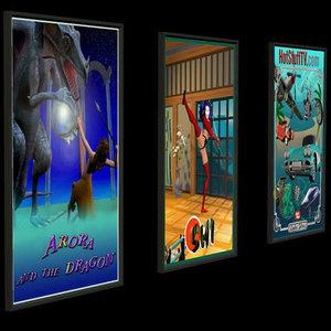 posters pzpict 3po pz3