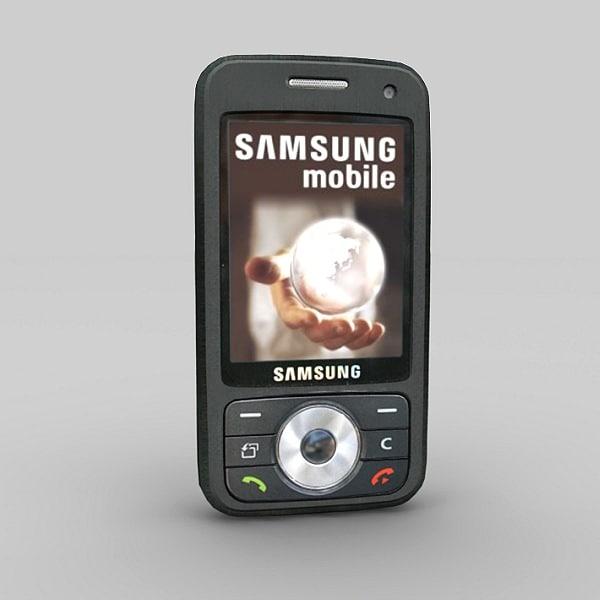 3d mobile phone samsung i450 model