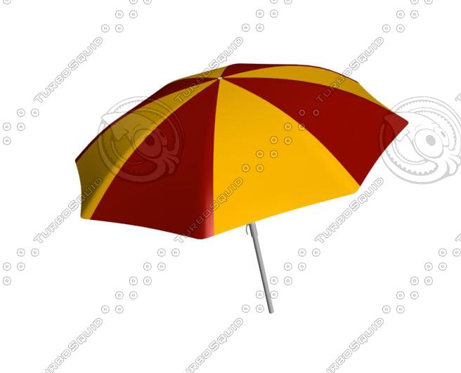 beach umbrella max