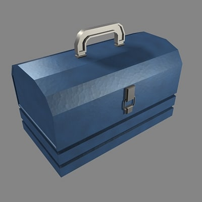 tool box 3d max