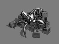 Spider_mesh.zip