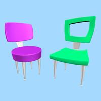 Cartoon Chairs