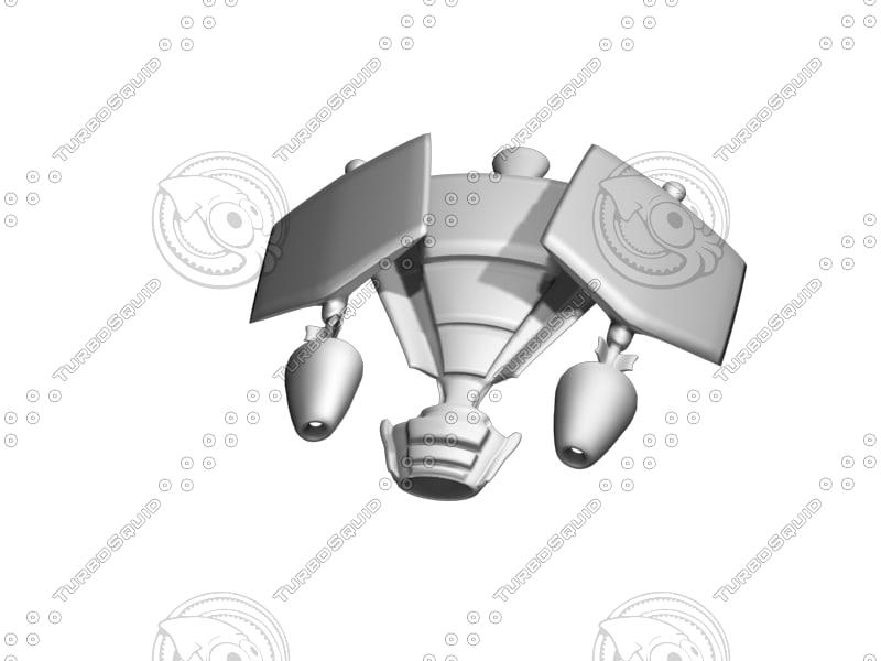 max alien space ship