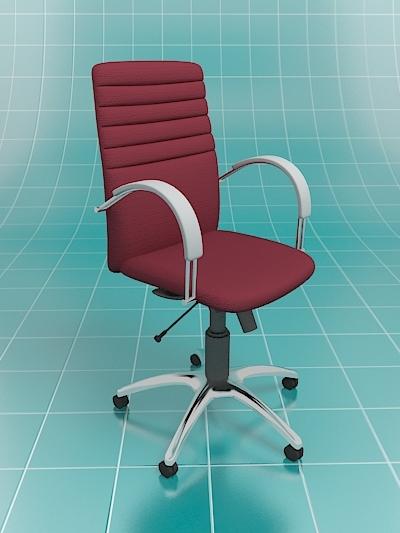 nova chair 3d model