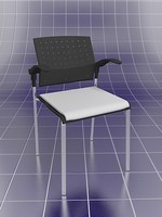 chair client 3d model