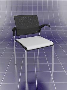 chair client 3d model