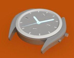 3ds model watch