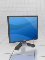 3d monitor dell model