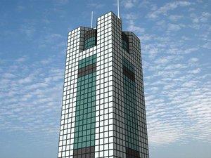 citic plaza skyscrapers buildings max