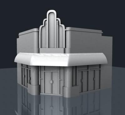 ma arcade building