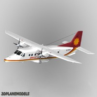 3d max fairchild dornier 228 daily
