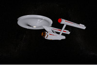 3ds max ncc-1701 enterprise