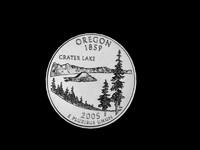 oregon state quarter 3d c4d