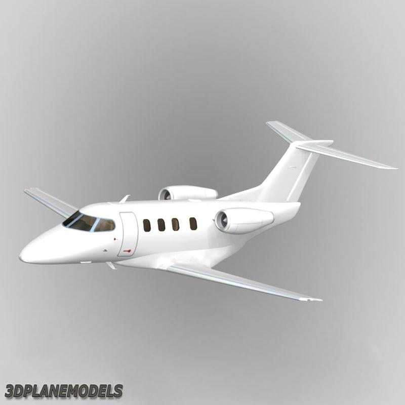 embraer phenom 100 generic dxf