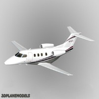 Embraer Phenom 100 Private livery 2