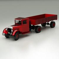 max semi truck