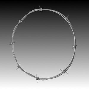 max barbwire wire