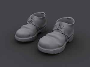 vintage shoes 3ds
