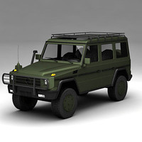 Army  G Wagon