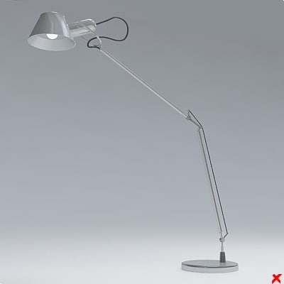 lamp office 3ds