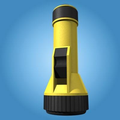 3ds max flashlight flash light