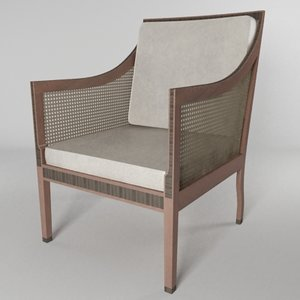 3d chair english
