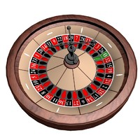 casino roulette wheel 3d 3ds