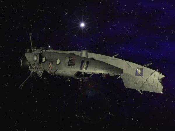 sovetskii soyuz warship 3d model