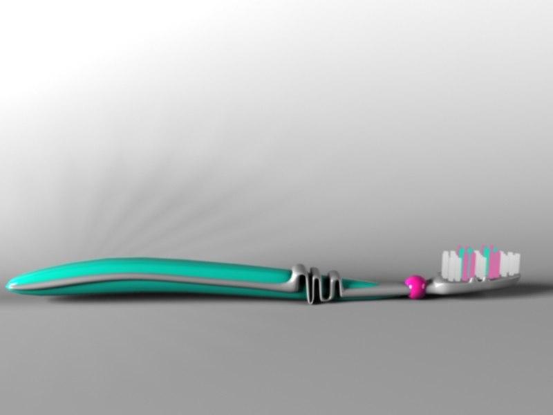 maya toothbrush