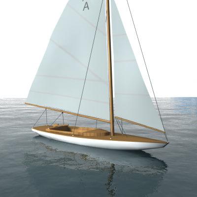 yacht sail 3ds