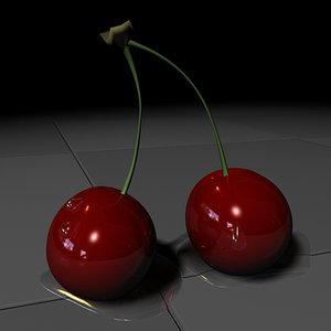 max cherry fruit