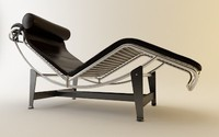 Le Corbusier Chaise Lounge