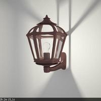 street lantern 3d 3ds