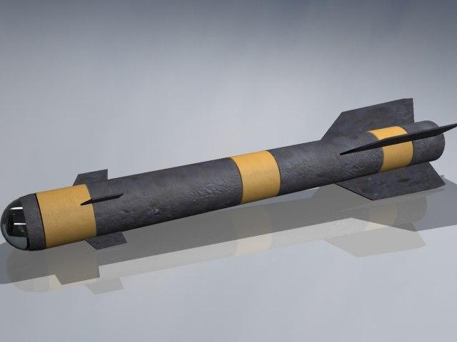 3d model agm 114