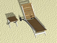 Beach Bench.zip