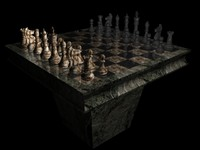 marble chess set max