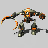 lego claw crusher ma
