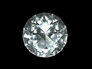 photorealistic diamond offer 3ds