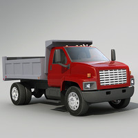 Truck Dump 02