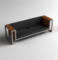 3d hover couch