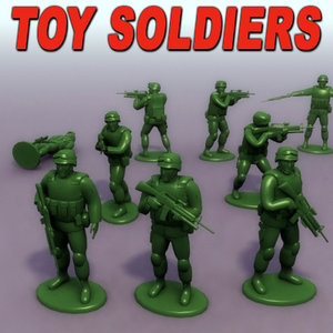 max toy soldier figure